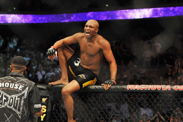 8 Reasons Anderson Silva Would Smoke GSP in a UFC Superfight