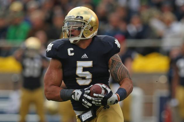 Chicago Bears: Ranking the Top 5 Players on the Bears' 2013 Draft Board
