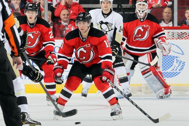 New Jersey Devils:  First Quarter Team Report Card
