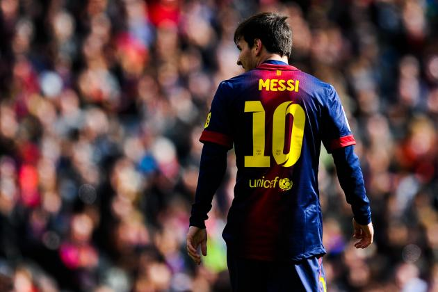 Why Lionel Messi Is the Adele of World Football