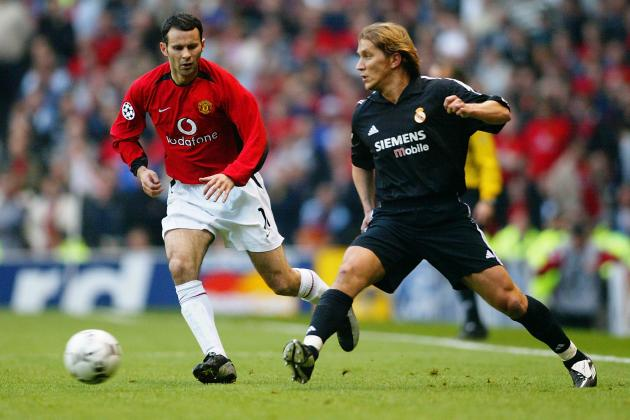 Real Madrid vs. Manchester United: 5 Classic Matches to Remember