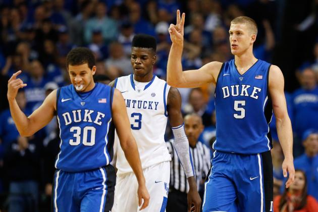 Top 5 College Basketball Players at Each Position