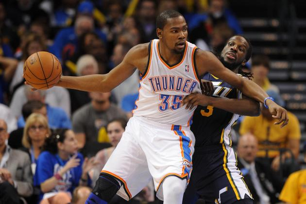NBA Picks: Oklahoma City Thunder vs. Utah Jazz