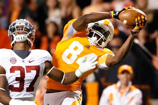 2013 NFL Draft: Carolina Panthers' Top 10 First Round Targets
