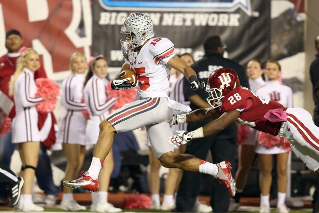 Ohio State Football: 7 Most Explosive Options on Offense