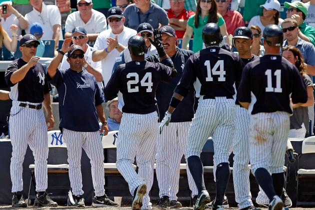 New York Yankees: Examining All the New Faces of the 2013 Bombers
