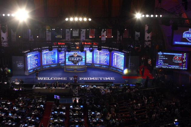 Ranking the Top 5 Players on the Buccaneers' 2013 Draft Board