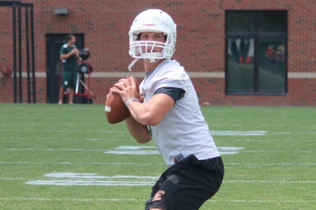 Power Ranking Top 10 QB Recruits of the 2014 Class
