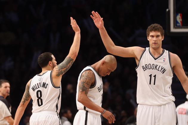 Brooklyn Nets: 5 Areas in Need of Improvement for Playoff Run