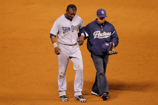 San Diego Padres Team Health Report: 2013 Injury Risk for Every Starter