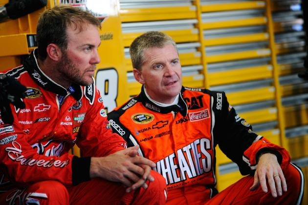 8 Drivers Destined to Disappoint in 2013 Sprint Cup Series
