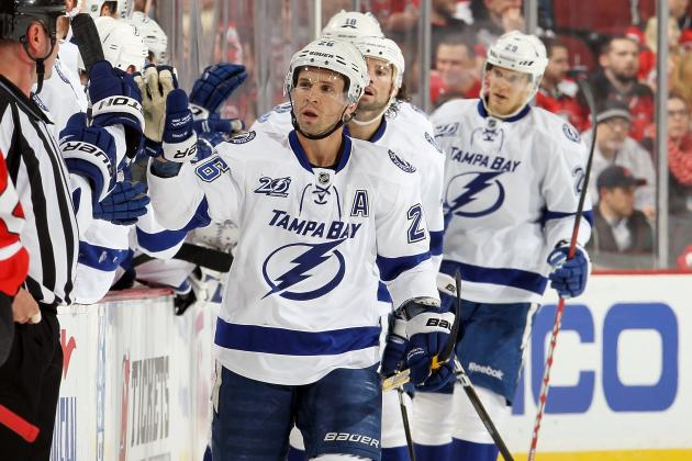 Tampa Bay Lightning Early Season Stock Report