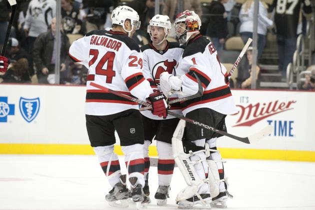NJ Devils Early Season Stock Report