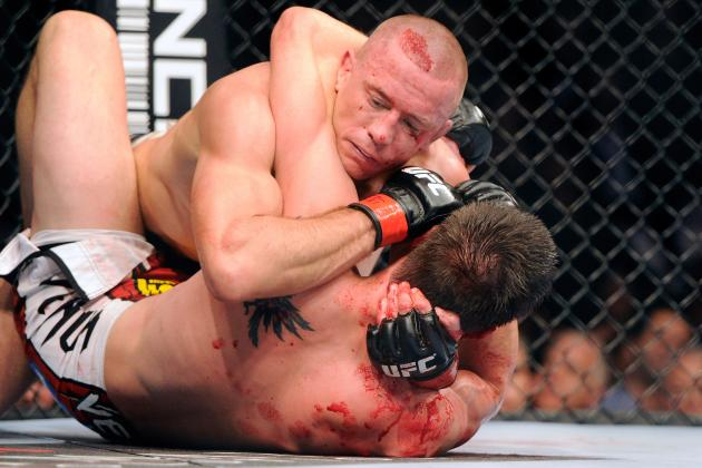 Georges St-Pierre and 5 Best Defensive Grapplers in MMA Today