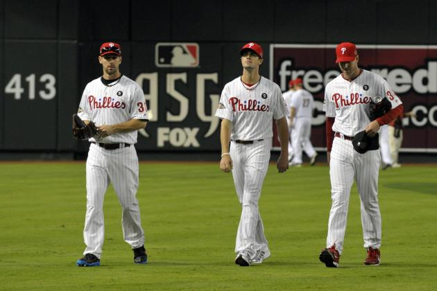 Making the Case For, Against Each of Phillies' Big 3 Starting on Opening Day