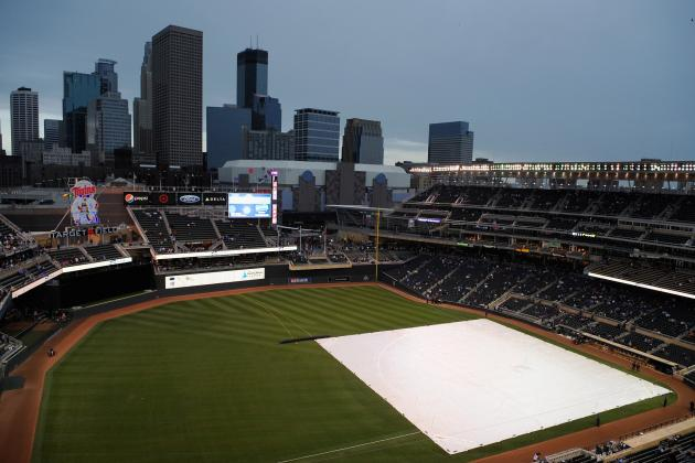 10 Best Promotions at Target Field in 2013