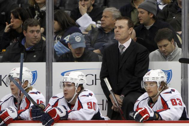 Washington Capitals:  Who Is to Blame for the Slow Start?