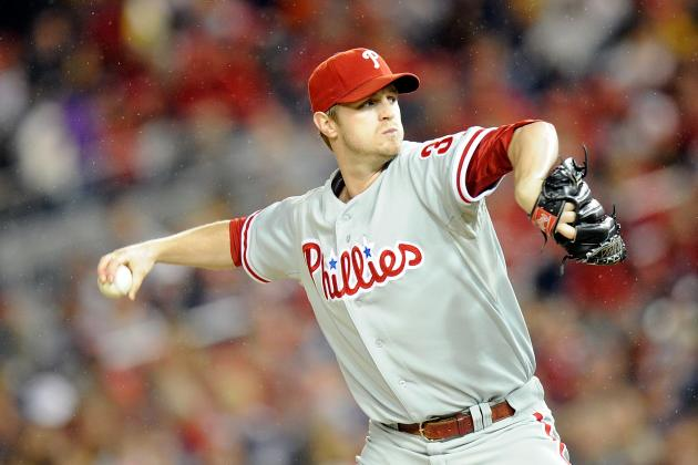 Philadelphia Phillies: 5 Options If Kendrick or Lannan Need Replacements