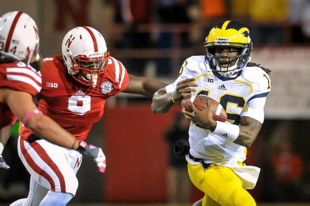 Nebraska Football: 5 Players Who Will Bring Blackshirts Back to Glory