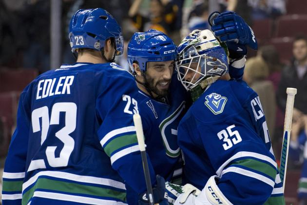 How the Vancouver Canucks Can Return to the Stanley Cup Final in 2013