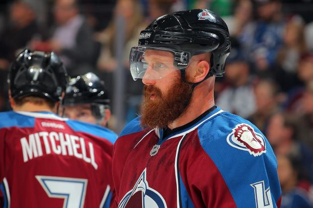 Where Does Greg Zanon Rank Among the Best Beards in NHL History