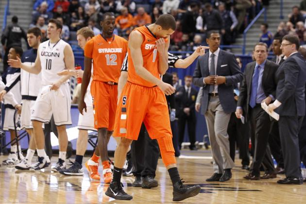 Syracuse Basketball: 10 Things We Learned from the Loss to UConn