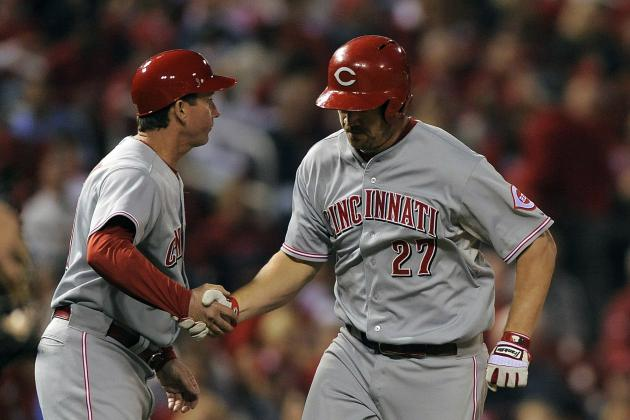 Cincinnati Reds 2013: Top 5 Notable Player Subtractions from Last Year's Club