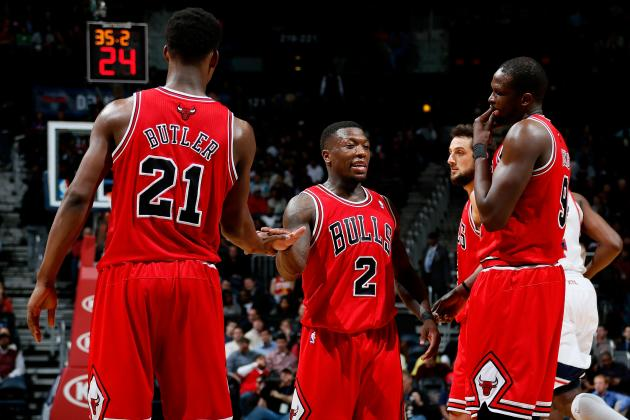 Chicago Bulls' Hottest and Coldest Players Heading into the All-Star Break