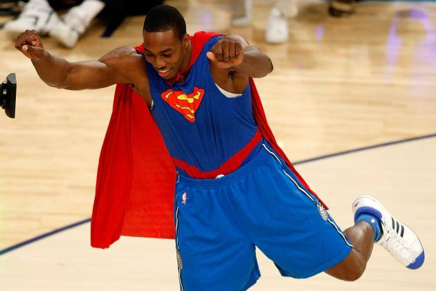 Best Gimmicks in NBA All-Star Dunk Contest History