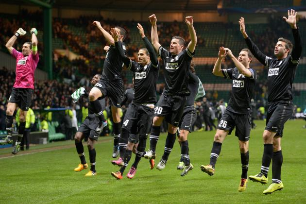 6 Things We Learned from the Celtic vs. Juventus UEFA Champions League Clash
