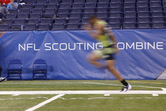 Scouting Combine Prospects Who Fit the Atlanta Falcons' Biggest NFL Draft Needs