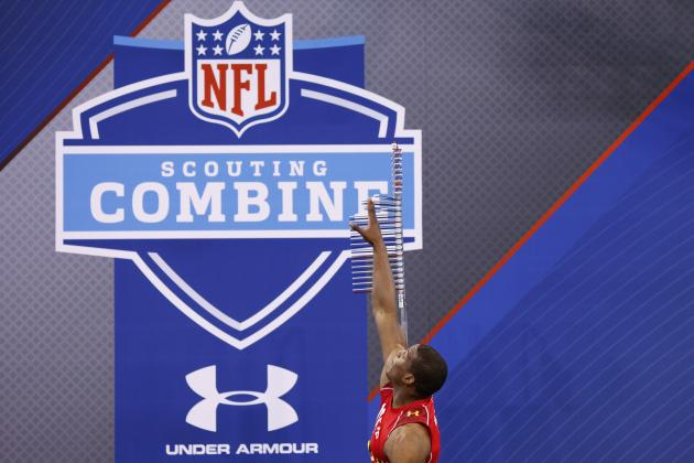 Who Should Chicago Bears' Scouts Keep an Eye on at the NFL Combine?