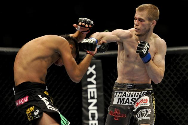 UFC on Fuel 7 Primer: Questions We Have About Michael McDonald