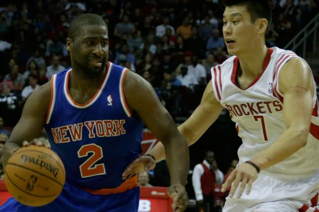 Who Was the Better New York Knick: Jeremy Lin or Raymond Felton?