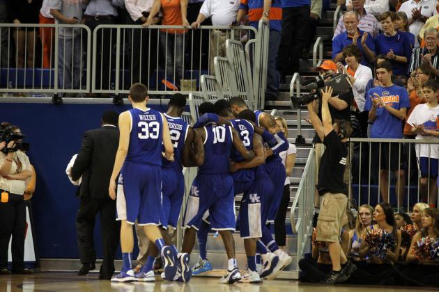 NBA Mock Draft 2013: How Nerlens Noel's Injury Shakes Up Projected First Round