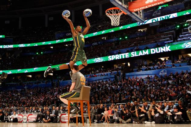 NBA Slam Dunk Contest 2013: Showcasing Best Highlights from Each Contestant