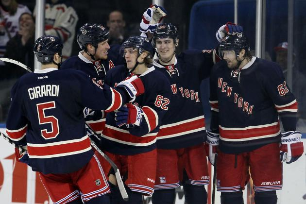 Grading the NY Rangers' Special Teams Early in the 2013 NHL Season