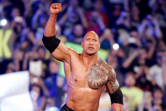 WWE Elimination Chamber 2013: 5 Reasons Why the Rock Will Smash CM Punk