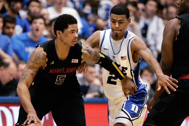 Maryland Basketball: 5 Keys to Beating Duke in ACC Showdown