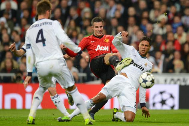 Rating the Real Madrid Players vs. Manchester United