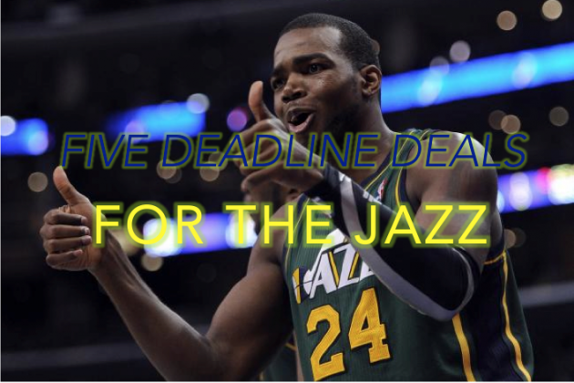 Utah Jazz: 5 Potential Deadline Deals for the Jazz