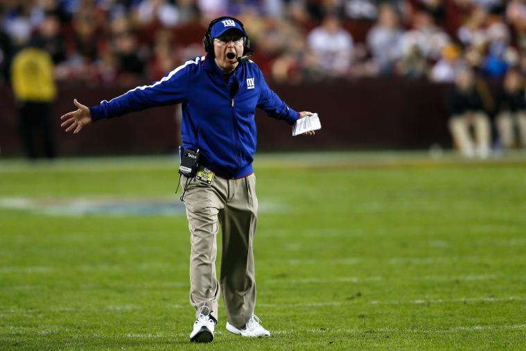 New York Giants' Most Disappointing Players of the 2012 NFL Season