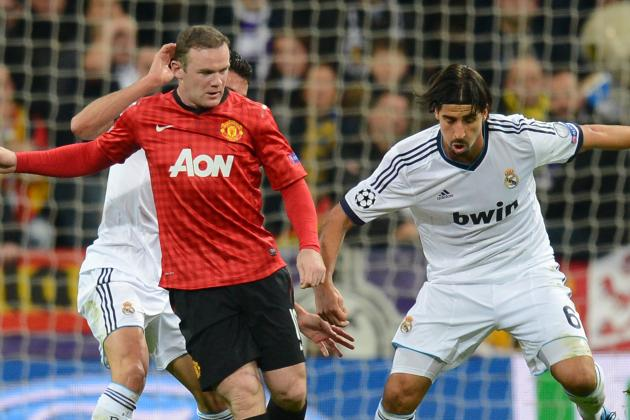 Real Madrid 1-1 Manchester United: Scoring the Key Tactical Battles