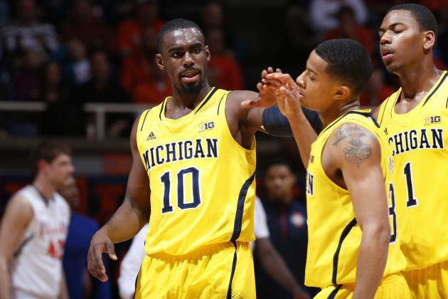 Michigan Basketball: How Does 2013 Squad Stack Up Against Fab Five?