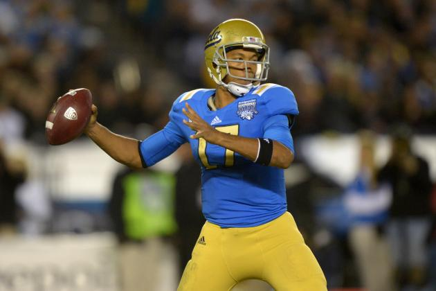 UCLA Football: 5 Underclassmen the Bruins Can Build Around in 2013