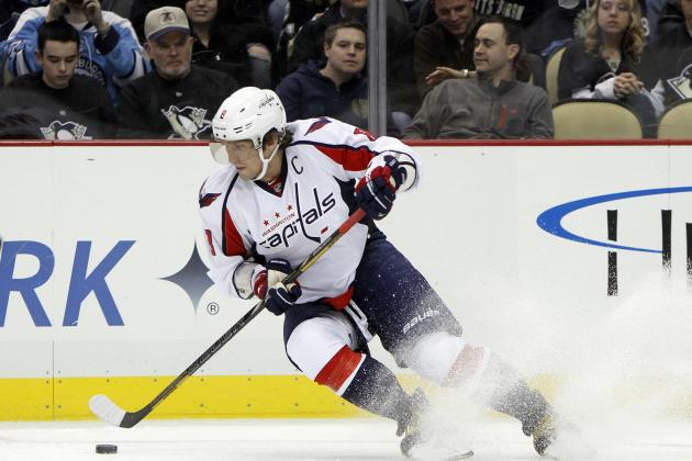 Alex Ovechkin and the Most Predictable Players in the NHL