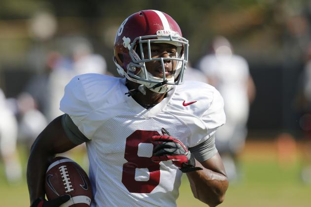 Alabama Football: Players Who Will Rise Up Tide's Depth Chart in Spring Practice