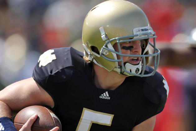 Notre Dame Football: Players Who Will Rise Up the Depth Chart in Spring Practice