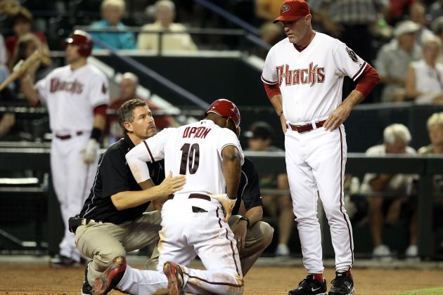Arizona Diamondbacks Team Health Report: 2013 Injury Risk for Every Starter