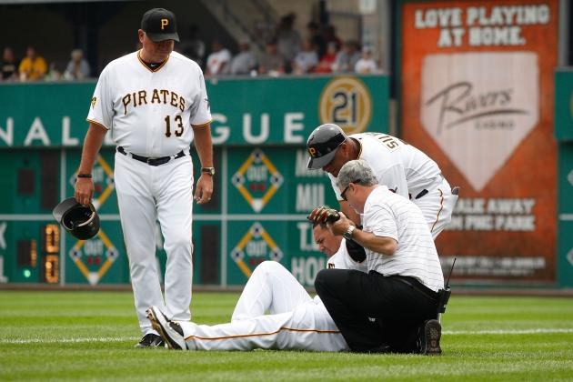 Pittsburgh Pirates Team Health Report: 2013 Injury Risk for Every Starter